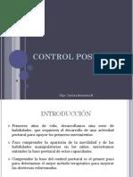 Sesion 7 Control Postural Equilibrio