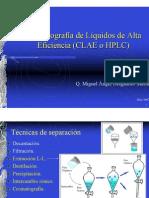 Curso HPLC