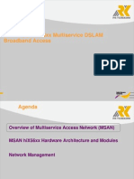 MSAN Network