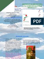 Factores de Riesgo Humanos ( Expo Sic Ion Mexico)