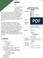 CursoDeLadino.com.ar - Idioma judeoespañol - Definición en español