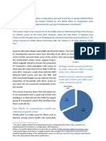 Public Transparency Water Report February 2012