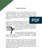 Historia Del Voleibol (Actividad Complement Aria)