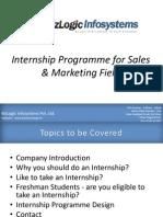Sales Intern PPT