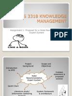 Wmes 3318 Knowledge Management- Asgmnt 1