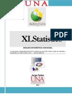 XLSTAT_ANÃ_LISIS ESTADÃ_STICO CON EXCEL 2010