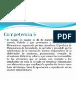 Competencia 5