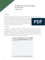 Extraindo áudio de DVDs no Linux com Devidify