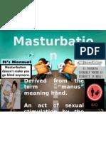Masturbation PPP