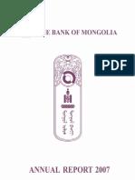 Mongolbank-2007 english