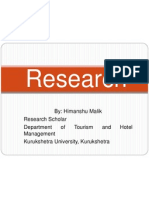 Research Himanshu