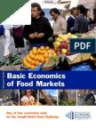 Basic Economics of Food Market