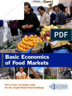 Basic Economics of Food Market