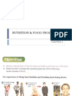 Nutrition & Food Production