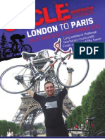 London Paris2011 Itinerary