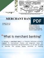 Merchant Banking Final