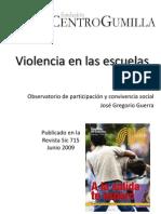violenciaenlasescuelas-2-090525210156-phpapp02