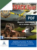 Invitación Track Fest v3