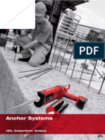 Anchor Systems 2012