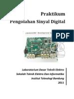 Modul Praktikum Pengolahan Sinyal Digital EL3192 Sem I 2011-2012 - 140911