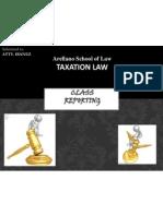 Taxation Power Point