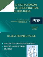 Rehabilitacija Nakon Ugradnje Endoproteze Zgloba Kuka