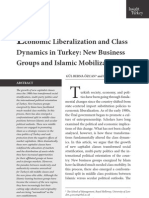 Class and Business Insight Turkey