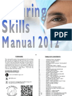 Suturing Skills eBook Marshall Suturing