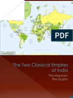 Classical Empires of India