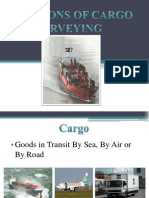 Functions of Cargo Surveying New