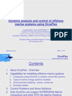 ORCAFLEX ORCINA
