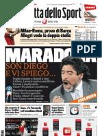 Gazzetta dello Sport - 24/03/2012