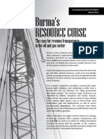 Burmas Resource Curse- case for revenue transparency-arakan oilwatch- en