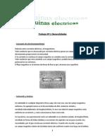 Generalidades del Funcionamiento de las Maquinas electricas