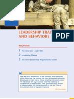 MSL 201 L10a Leadership Traits & Behaviors