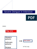 6. Severe Dengue in ICU