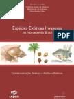 espécies invasoras do nordeste do brasil