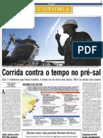Falta de Mão de obra O Globo 11 mar 2012