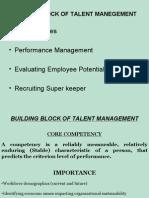 Building Block of Talent 2