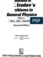 Problems in General Physics (I. E. Irodov) - Solutions Manual (2) 1998