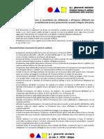 Psc - Documentazione Necessaria Per Le Imprese