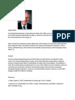 Fundamentals Of Ecology 5th Edition Pdf