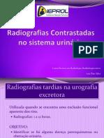 Aula 5- Radiografias Contrastadas no sistema urinário