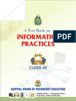 Ip Book for Class Xii - Cbse