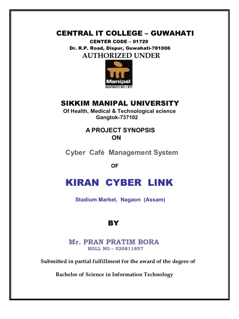 50946580 synopsis on cyber cafe management system data model 50946580 synopsis on cyber cafe management system data model modular programming ccuart