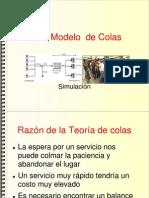 Model Ode Colas