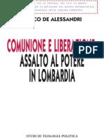 DeAlessandri Comunione y Liberazzioni