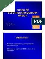 Electrocardiografia Basica Ppt
