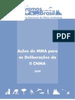 Confer Nac Meio Ambiente 2008 - MMA