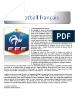 Le football français